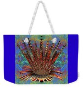 Angels Crown-cosmic Stew Weekender Tote Bag