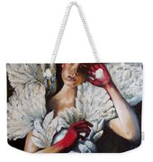 Angel's Dont Cry. Weekender Tote Bag