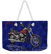 Angels Harley - Oil Weekender Tote Bag