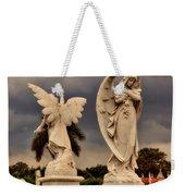 Angels In Havana Weekender Tote Bag