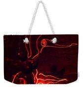 Angel's Light Weekender Tote Bag