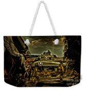 Angels On The Battlefield - Oil Weekender Tote Bag