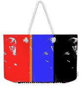 Angie Dickinsons Collage Young Billy Young Old Tucson Az 1968-2014 Weekender Tote Bag