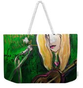 Angie Stevens Solo Weekender Tote Bag