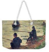 Anglers Weekender Tote Bag