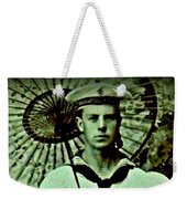 Anglo Sailor In China Ca 1890 Weekender Tote Bag