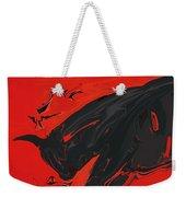 Angry Bull 2 Weekender Tote Bag