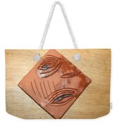 Anguish - Tile Weekender Tote Bag