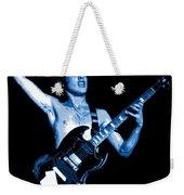 Angus The Rocker 1978 Weekender Tote Bag