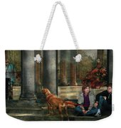 Animal - Dog - Hello There Weekender Tote Bag