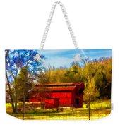 Animal Farm Painting Weekender Tote Bag