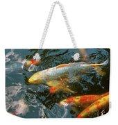 Animal - Fish - Bestow Good Fortune Weekender Tote Bag