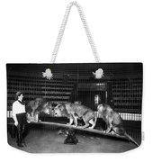 Animal Tamer Weekender Tote Bag