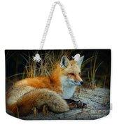 Animal - The Alert Fox  Weekender Tote Bag
