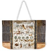 Animals Past And Present Weekender Tote Bag