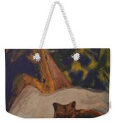 Animals -039 Weekender Tote Bag