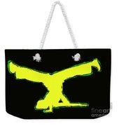 Animated Hiphop Dancer Weekender Tote Bag