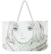 Anime Drawing  Weekender Tote Bag
