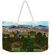 Ankara Weekender Tote Bag