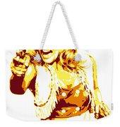 Ann Margret Weekender Tote Bag