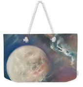 Anna Maria Moonset Weekender Tote Bag