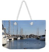 Annapolis - Harbor View Weekender Tote Bag