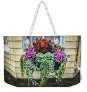 Annapolis Flower Box Weekender Tote Bag