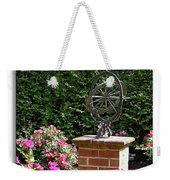 Annapolis Garden Ornament Weekender Tote Bag