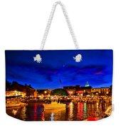 Annapolis Magic Night Weekender Tote Bag