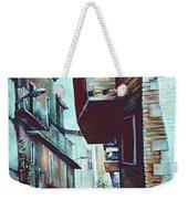 Anna's Street Weekender Tote Bag