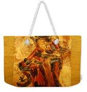 Anne And Friend - Tile Weekender Tote Bag