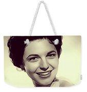 Anne Bancroft, Vintage Actress Weekender Tote Bag