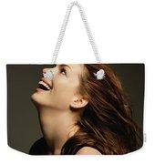 Anne Hathaway Weekender Tote Bag