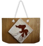 Anne Marie - Tile Weekender Tote Bag