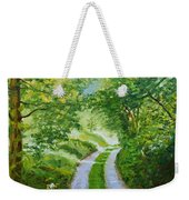 Annecy Forest Afternoon Weekender Tote Bag