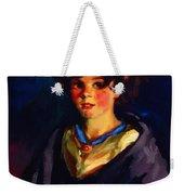 Annie Geg 1925 Weekender Tote Bag