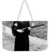 Annie Oakley, American Folk Hero Weekender Tote Bag