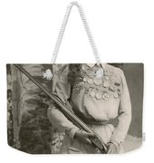 Annie Oakley With A Rifle, 1899 Weekender Tote Bag