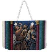 Annunciation To Shepherds Weekender Tote Bag