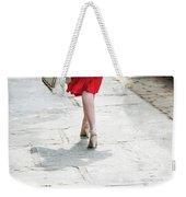 Anonymous 1940s Woman  Weekender Tote Bag