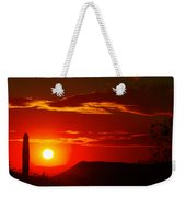 Another Beautiful Arizona Sunset Weekender Tote Bag