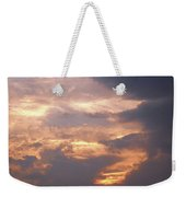 Another California Sunset Weekender Tote Bag