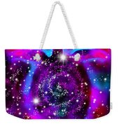 Another Cosmic Sea Turtle Weekender Tote Bag