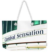 Another Cruiseliner Weekender Tote Bag