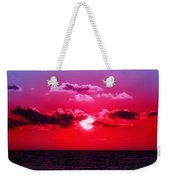 Another Day Another Sunset Weekender Tote Bag