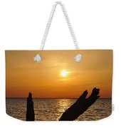 Another Day Done Weekender Tote Bag