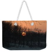 Another Day Down Weekender Tote Bag