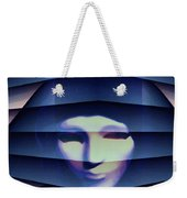 Another Face In The Crowd Weekender Tote Bag