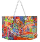 Another Fish Weekender Tote Bag
