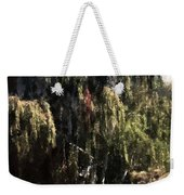Another Garden Another Midnight Weekender Tote Bag